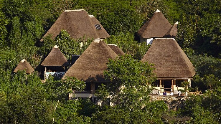 Volcanoes Bwindi Lodge