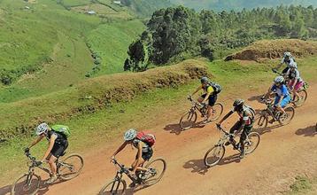 Biking Safaris-Bwindi Impenetrable Forest National Park