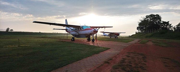 kajjansi airfield