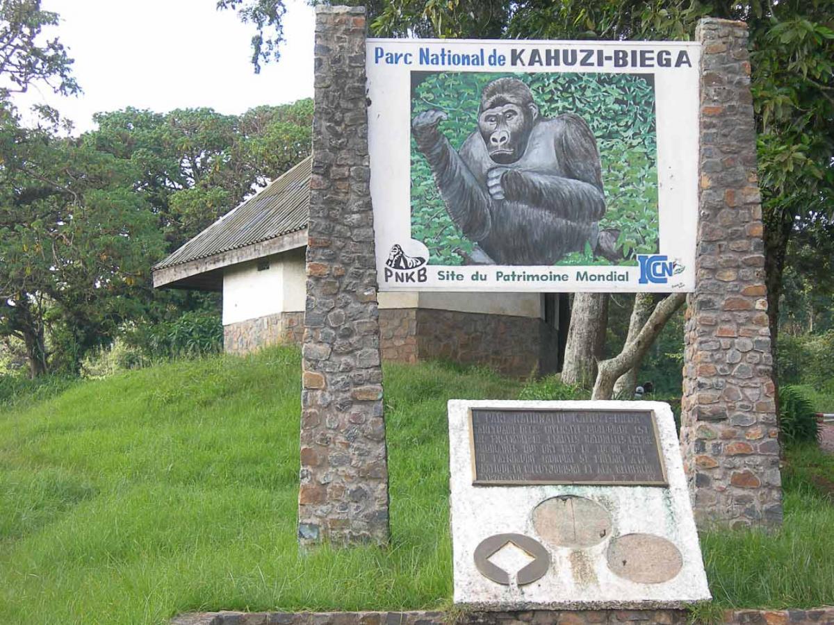 Kahuzi Beiga National Park