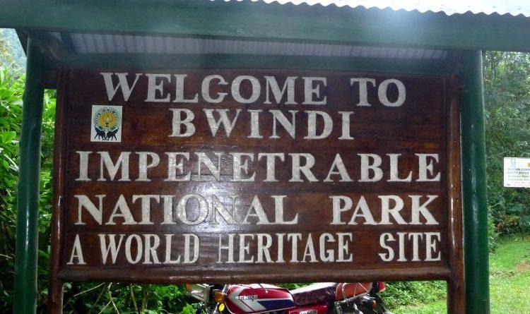 Entrance fees of Bwindi impenetrable national park 2021